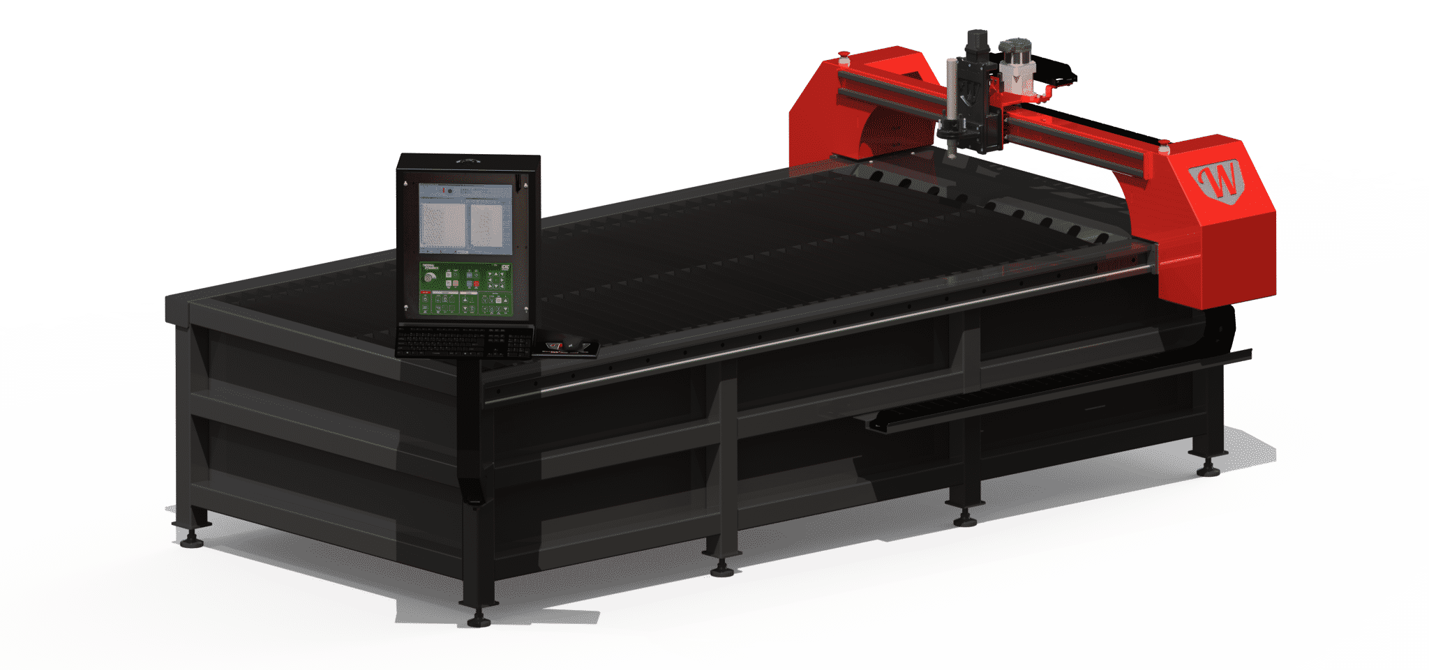 4X8 CNC Plasma Cutting Table by Westcott Plasma