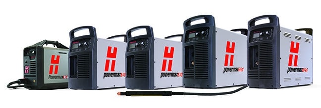 Hypertherm Powermax Plasma Cutter