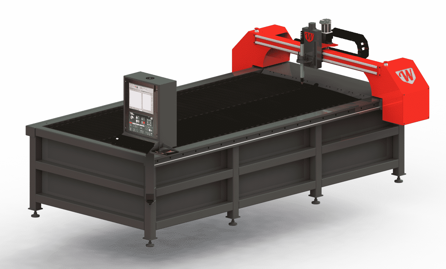 4x8 CNC Plasma Cutting Table with iCNC Controller by Westcott Plasma