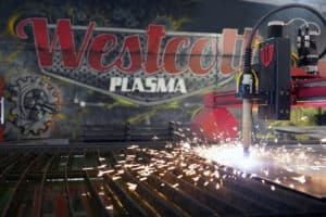 Westcott Plasma's Titan Series CNC Plasma Cutting Table