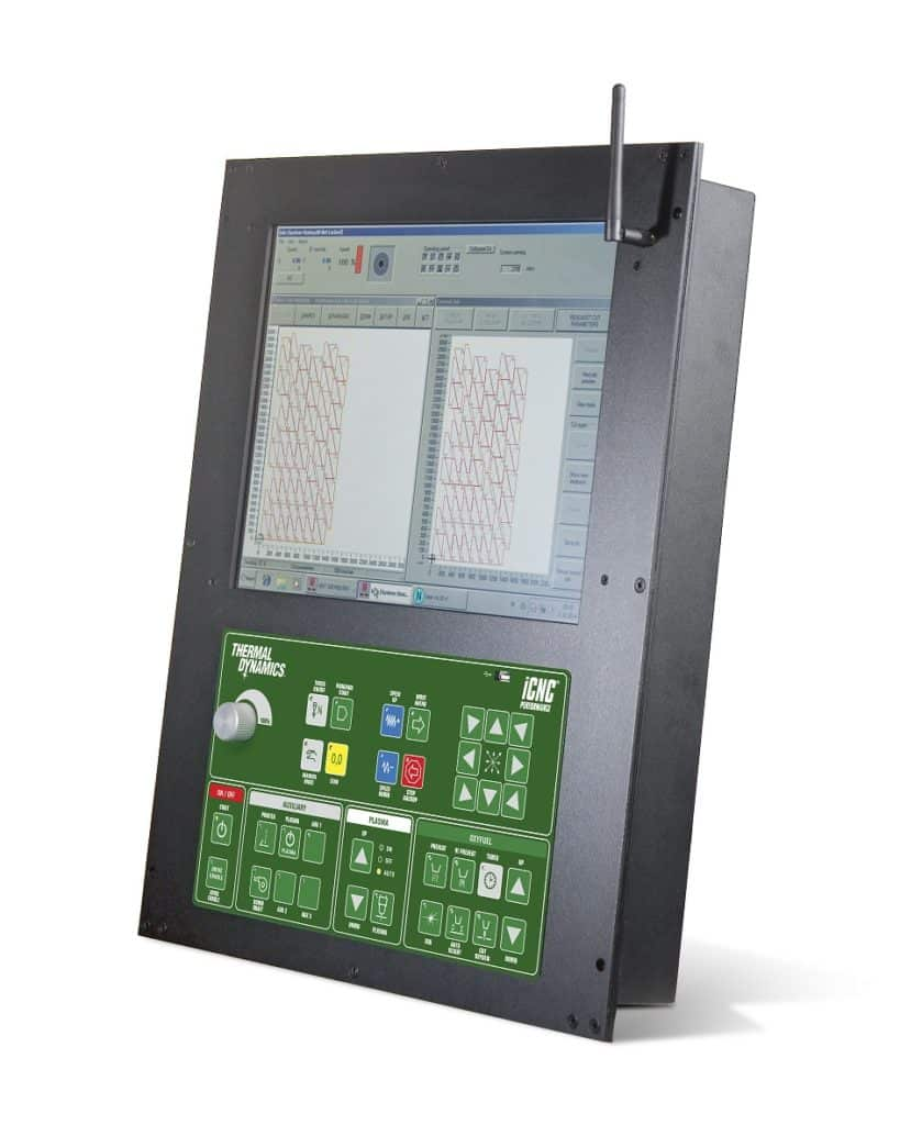 iCNC Performance CNC Controller for CNC Plasma Cutting Tables