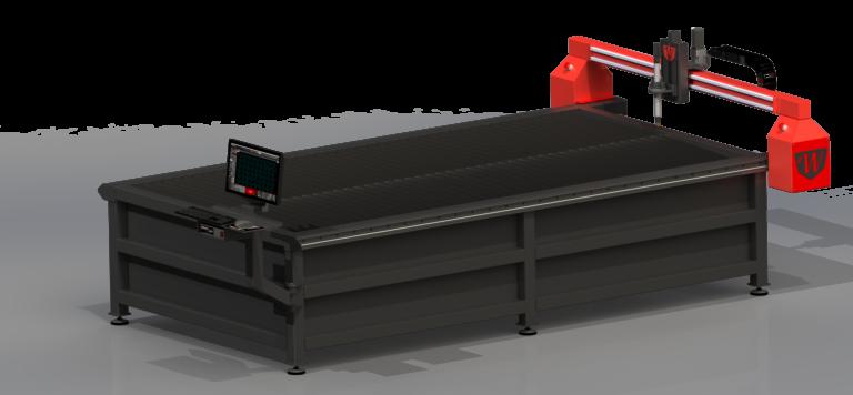 Titan Series 5x10 CNC Plasma Cutting Table by Westcott Plasma
